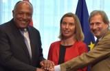 القاهرة تبلغ الاتحاد الاوروبي رفض أي حلول وسط مع الدوحة