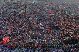 تظاهرة في اسطنبول احتجاجا على الاجراءات الاسرائيلية في القدس