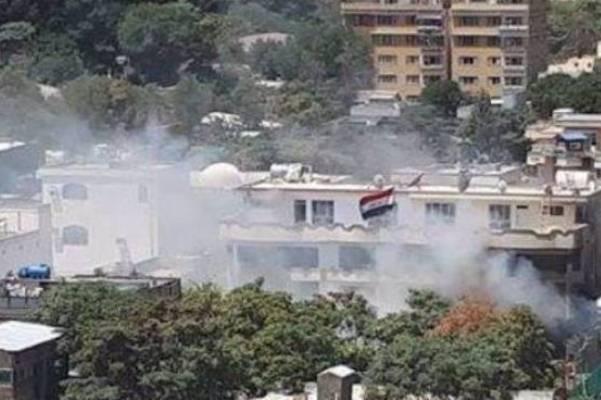 انتهاء الهجوم على سفارة العراق بكابول وجميع الموظفين آمنين