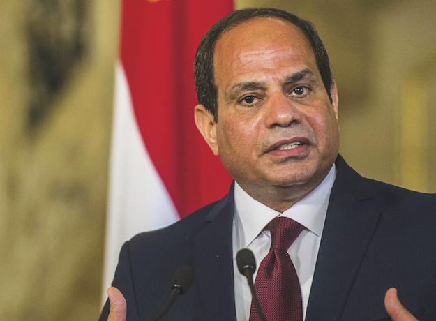 أحزاب مصرية تطلق حملات لدعم ترشح السيسي لولاية أخرى