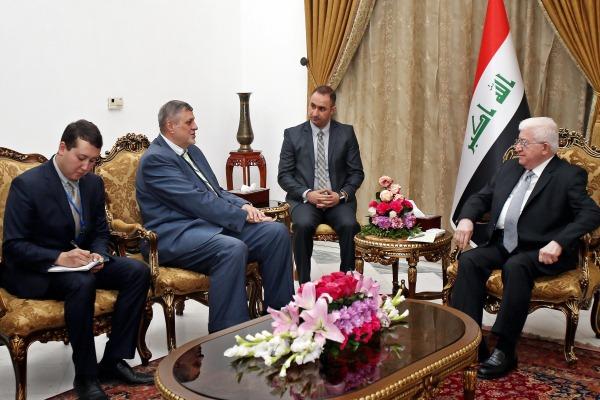 العراق يعلن بدء استعداداته العسكرية لتحرير تلعفر والحويجة