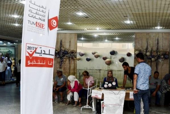 اقبال ضعيف من التونسيين للتسجيل للانتخابات البلدية