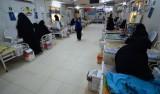 حالات الاصابة بالكوليرا في اليمن تجاوزت نصف المليون