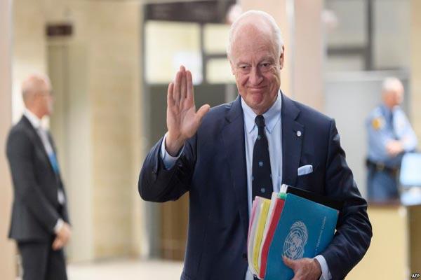 اجتماع تقني لمنصات المعارضة السورية في جنيف