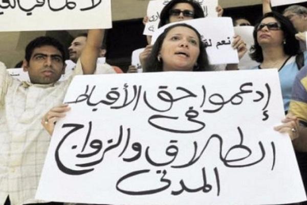 تنظيم حفلات طلاق جماعي للأقباط في مصر