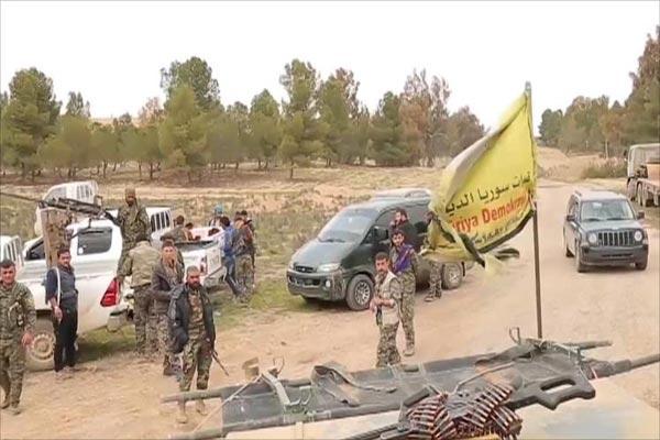 قوات سوريا الديمقراطية تطالب أبناء الرقة بالعودة إليها