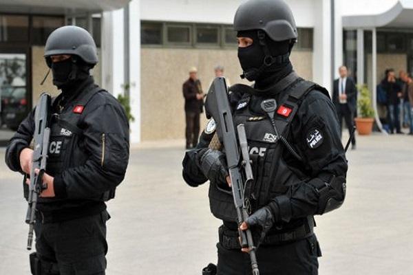 شرطة تونسية