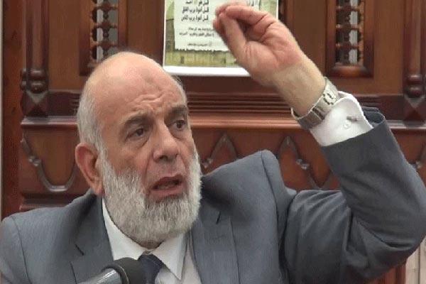 الداعية الإخواني المصري وجدي غنيم