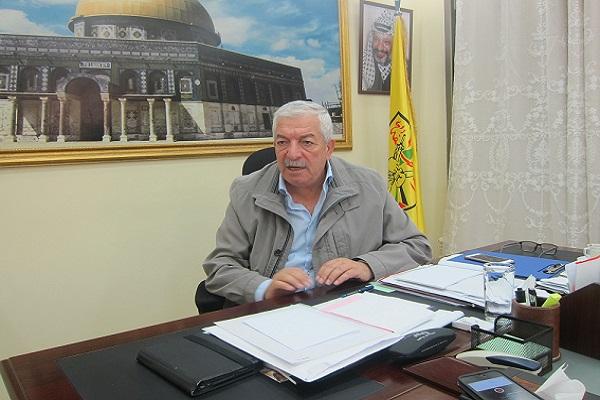 القيادي الفلسطيني محمود العالول