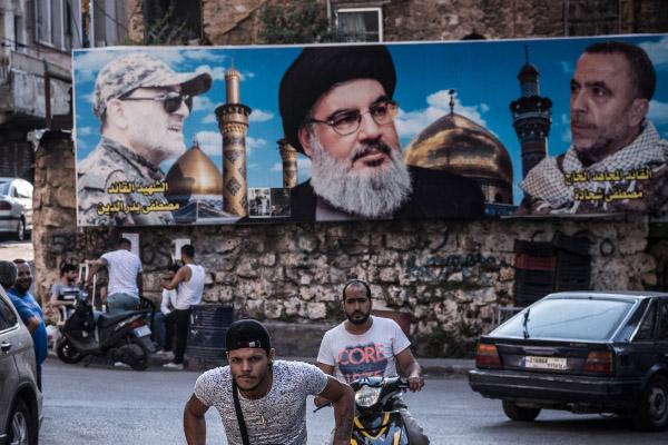 حزب الله وإيران يكملان احدهما الأخر