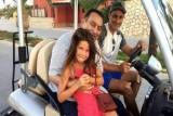 مبارك بصحة جيدة في أول ظهور له بعد البراءة