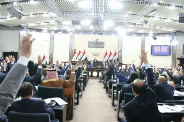 مجلس النواب العراقي يصوت على رفض استفتاء اقليم كردستان