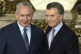 نتانياهو يطالب في بوينوس إيرس بإلغاء الاتفاق النووي مع إيران