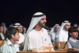 محمد بن راشد يطلق مشروعه للتعليم الإلكتروني العربي