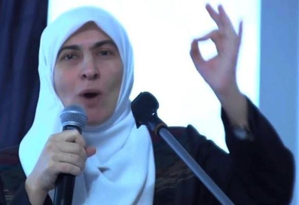 النائبة الأردنية ديمة طهبوب