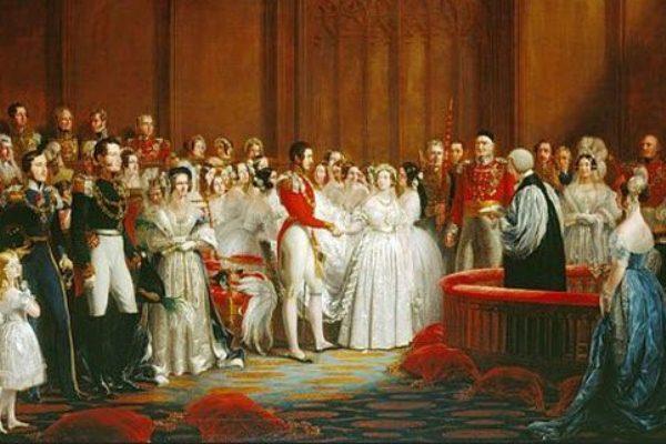 الملكة فيكتوريا بادرت بطلب الارتباط بزوجها المستقبلي