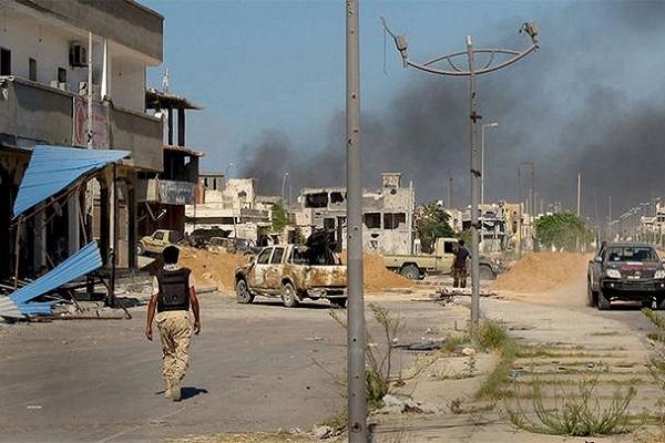 واشنطن تشن غارتين على داعش بليبيا