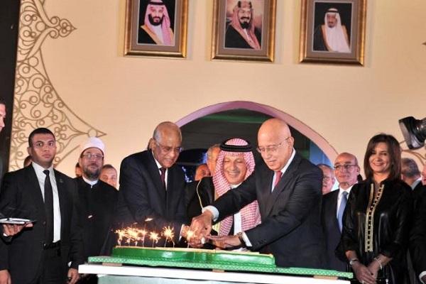 السفير السعودي بالقاهرة: المملكة تعمل على تجفيف مصادر تمويل الإرهاب
