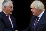 لندن وواشنطن: اتفاق حول سوريا واختلاف على إيران