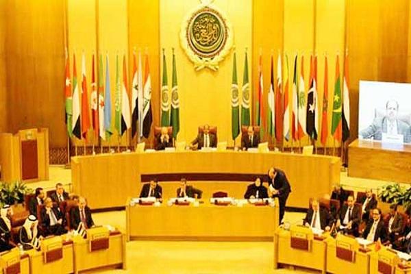 جانب من الاجتماع الطارئ لوزراء الخارجية العرب