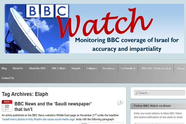 تقرير بي بي سي واتش