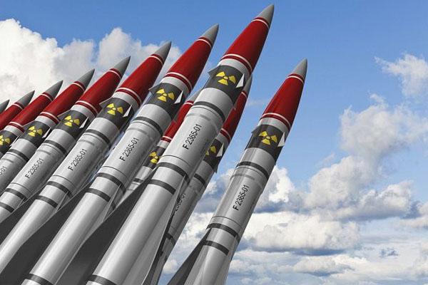 حرب نووية بين الولايات المتحدة وكوريا الشمالية