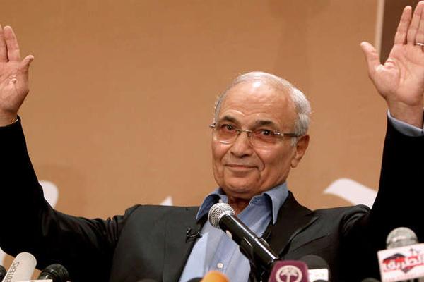 أحمد شفيق سيدعم السيسي في انتخابات الرئاسة