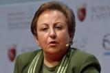 شيرين عبادي تدعو الإيرانيين لمواصلة الاحتجاجات