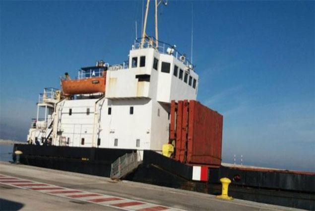 سفينة الأسلحة التركية كانت متجهة الى ليبيا