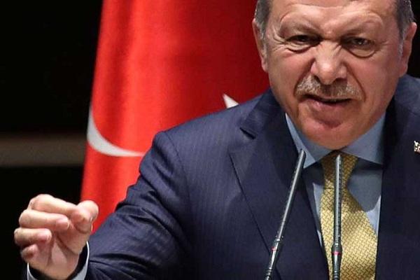اردوغان ومزاعم عن حرية التعبير