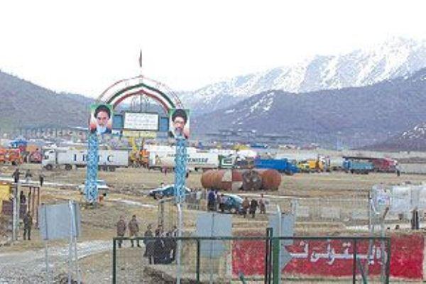 منفذ حدودي لاقليم كردستان العراق الشمالي مع إيران
