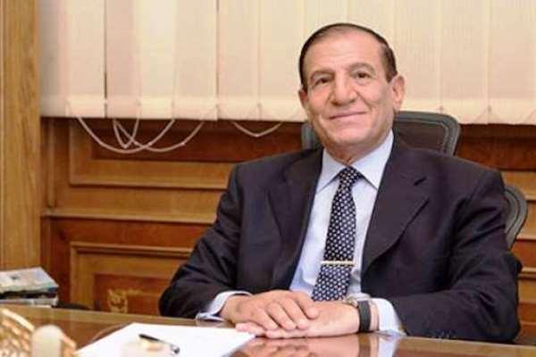 رئيس الاركان المصري الاسبق سامي عنان