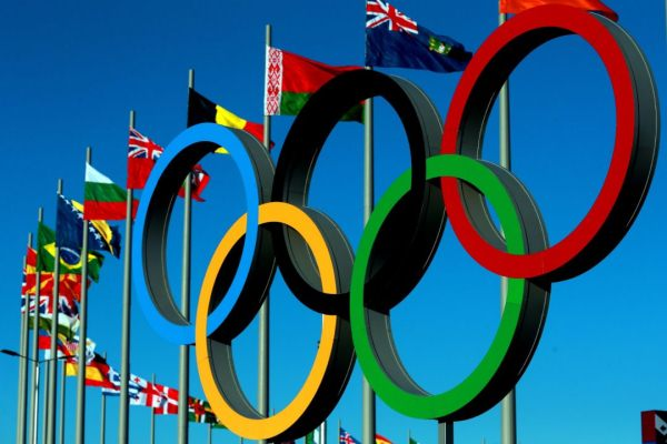 شعار اللجنة الاولمبية الدولية