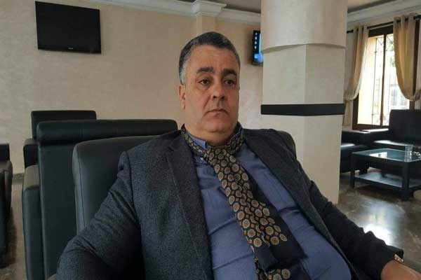 الاستاذ الجامعي المغربي عبد اللطيف الشدادي