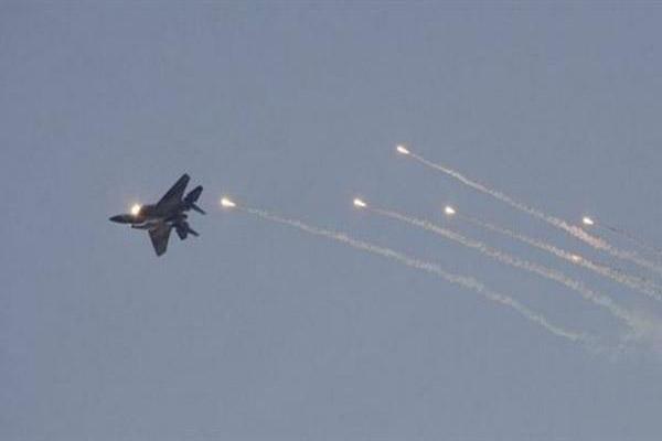 القصف الصاروخي