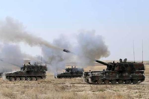 تركيا تستعد لعملية جوية مشتركة في عفرين