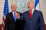 الفلسطينيون يعتبرون أن خطاب بنس يشكل