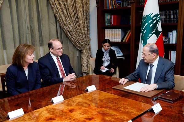 مسؤول في وزارة الخزانة الأميركية يزور لبنان
