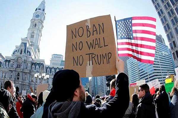 صراع واشنطن: الجيش الأميركي بمواجهة المهاجرين الحالمين
