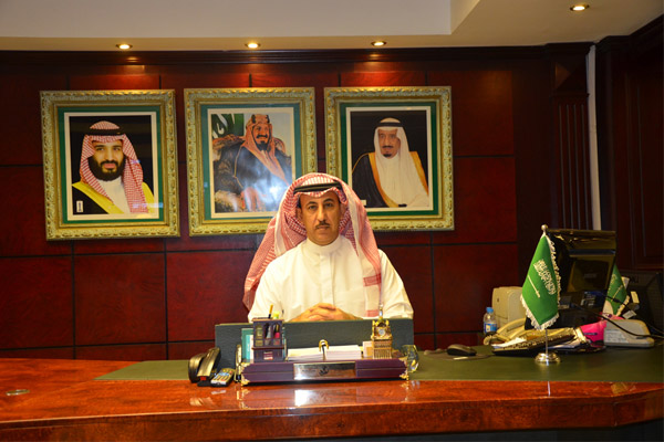 الدكتور خالد النامي الملحق الثقافي السعودي بمصر