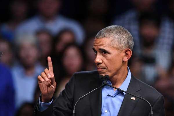 2017 لم تكن بالنسبة إليه سوى استراحة محارب... أوباما عائد
