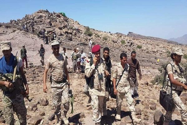 قوات اللواء 35 تتمكن من تحرير تبة المنيا وقرى الحود والصافح والزنح والضعة والثدل والعقيبة والشرف