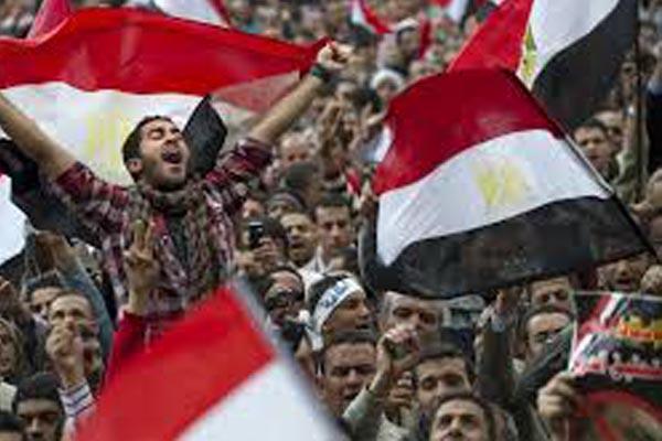 الذكرى السابعة لثورة 25 يناير
