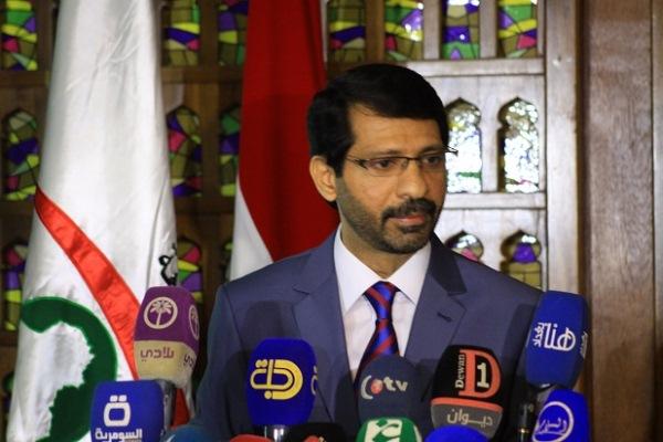 رئيس هيئة النزاهة العراقية العامة حسن الياسري