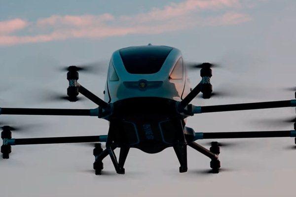 تستطيع الطائرة أن تحمل راكباً واحداً يصل وزنه الى 100 كلغم