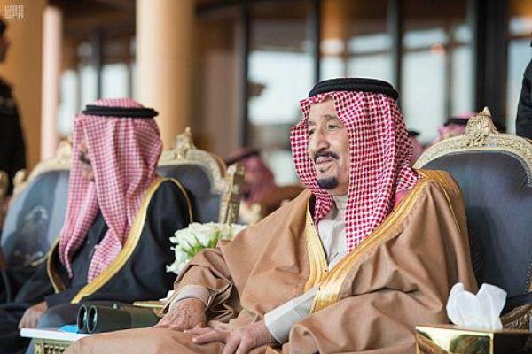 الملك سلمان يرعى حفل افتتاح المهرجان الوطني للتراث والثقافة
