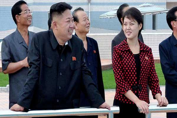 كيم جونغ أون وشقيقته