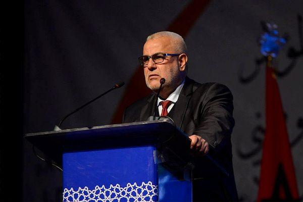 عبد الإله ابن كيران الأمين العام السابق لحزب العدالة والتنمية المغربي