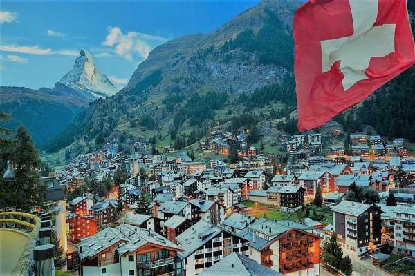 سويسرا الأولى في تصنيف أفضل الدول في العالم