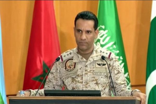 المتحدث الرسمي باسم قوات التحالف العربي العقيد تركي المالكي